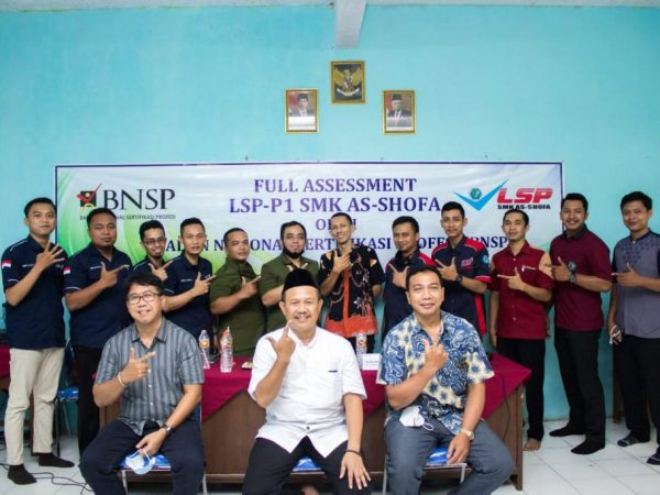 FULL ASSESSMENT LSP-P1 SMK AS-SHOFA
